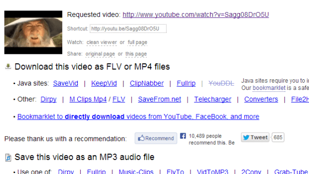 Repeater YouTube Download