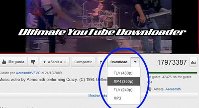 Ultimate YouTube Download