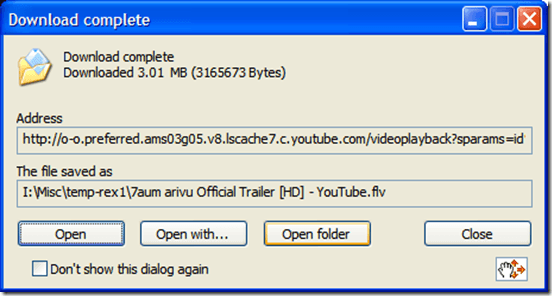 Video Cache YouTube Download