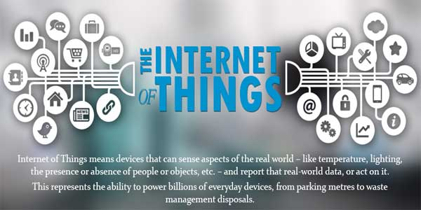 Facts About The Internet Of Things In Infograpic Way