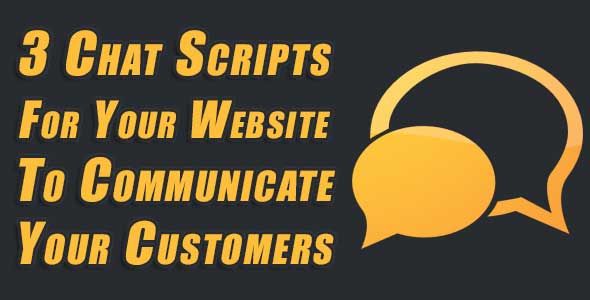 3-Chat-Scripts-For-Your-Website-To-Communicate-Your-Customers