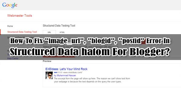 How-To-Fix-image_url-blogid-postid-Error-In-Structured-Data-hatom-For-Blogspot