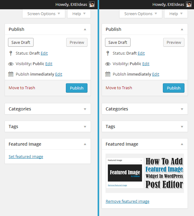Featured-Image-Widget-In-WordPress-Post-Editor