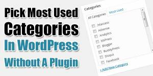 Pick-Most-Used-Categories-In-WordPress-Without-A-Plugin