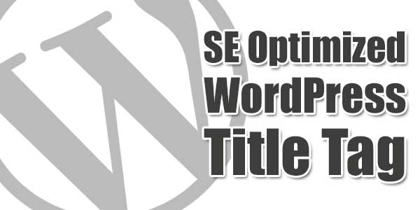 SE-Optimized-WordPress-Title-Tag