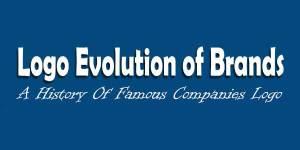 Logo-Evolution-Of-Brands-Infograph