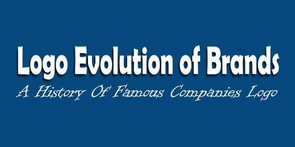 Logo-Evolution-Of-Brands-Infograph
