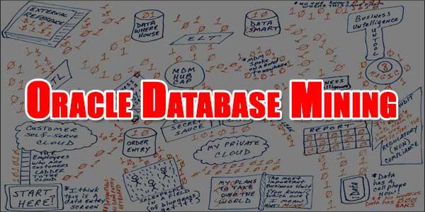 Oracle-Database-Mining