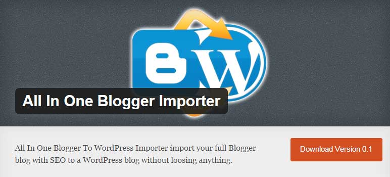 All-In-One-Blogger-Importer