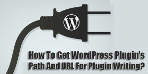 How-To-Get-WordPress-Plugins-Path-And-URL-For-Plugin-Writing
