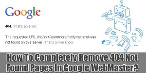 How-To-Completely-Remove-404-Not-Found-Pages-In-Google-WebMaster