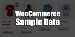 WooCommerce-Sample-Data