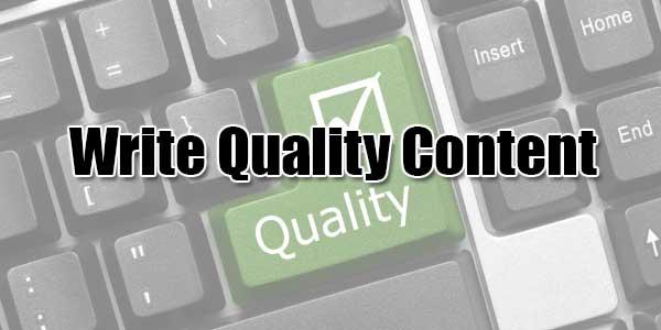 write-quality-content