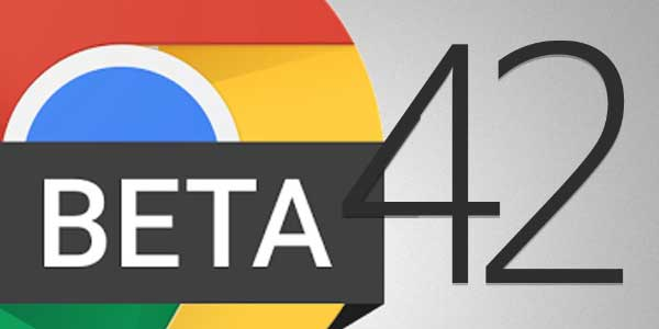 Chrome-42-Beta