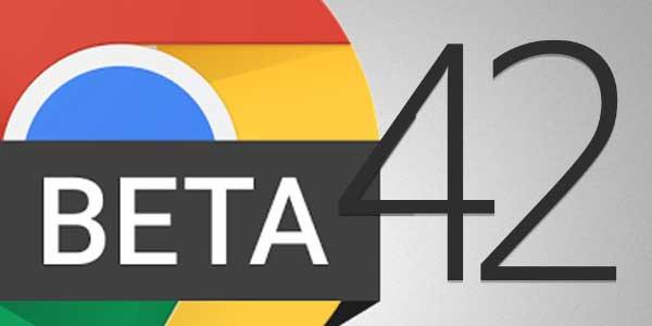 Chrome-42-Beta