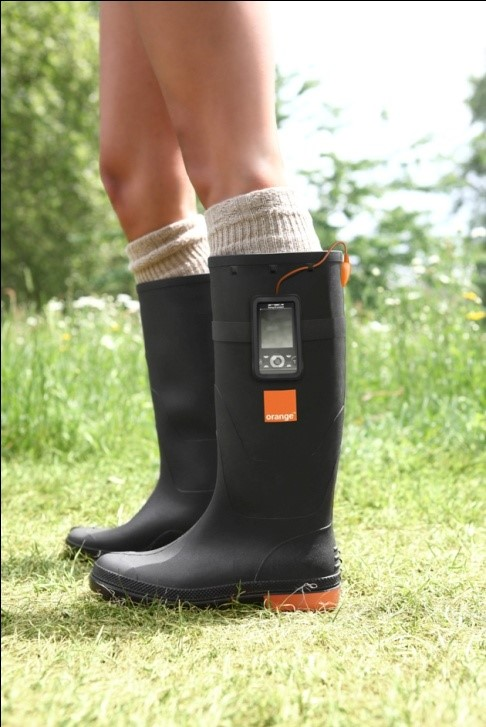 Thermoelectric Boots