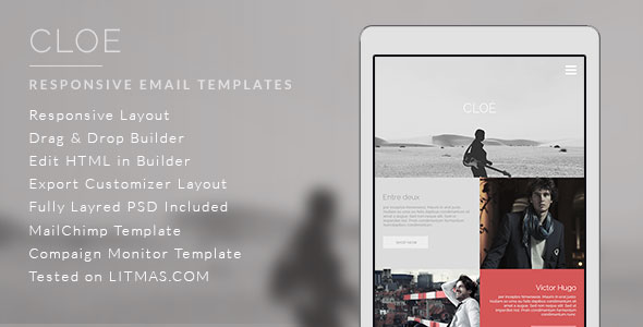 Cloe-Email-Template