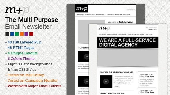 Multi-Purpose-HTML-Email-Templates