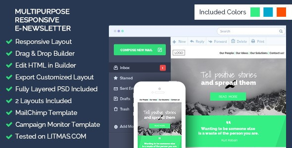 Multipurpose-Email-Templates
