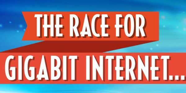 The-Race-For-Gigabit-Internet-Infograph