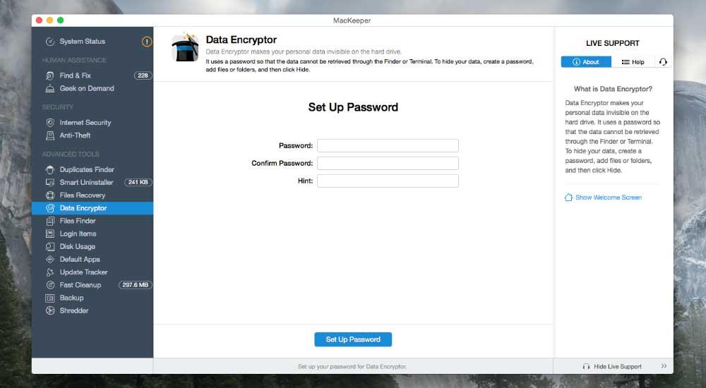 Use-Third-Party-Data-Encryption-Tool