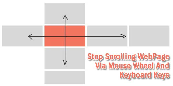 Stop-Scrolling-WebPage-Via-Mouse-Wheel-And-Keyboard-Keys