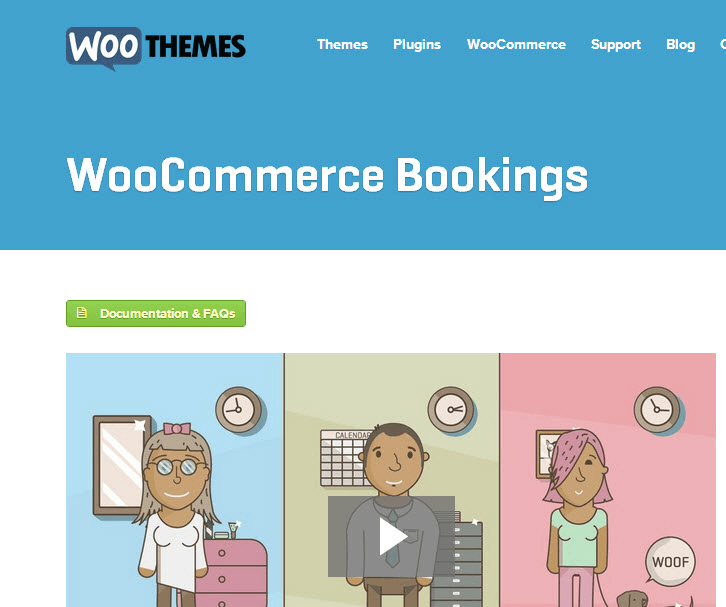 WooCommerce Appointment Booking Plugin