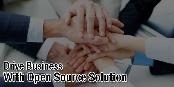 Drive-Business-With-Open-Source-Solution