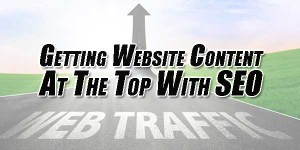 Getting-Website-Content-At-The-Top-With-SEO