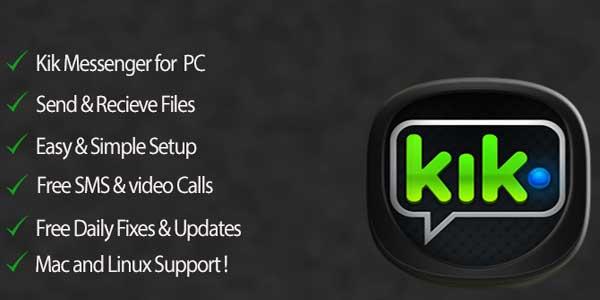 KIK-Messenger-Features