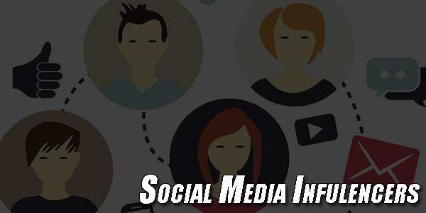 Social-Media-Infulencers