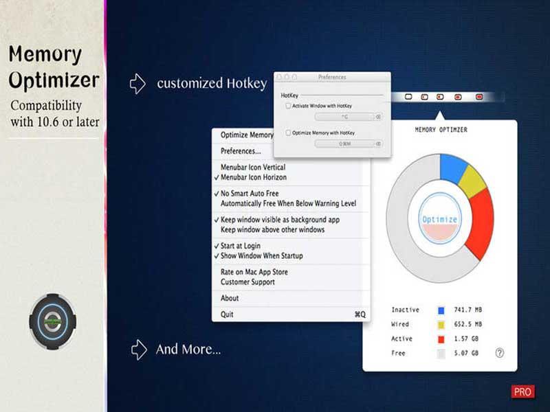 MAC-Memory-Optimizer