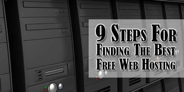 Steps-For-Finding-The-Best-Free-Web-Hosting
