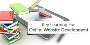 -Key-Learning-For-Online-Website-Development