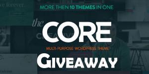 The-Core--A-Multi-Purpose-WordPress-Theme-Giveaway