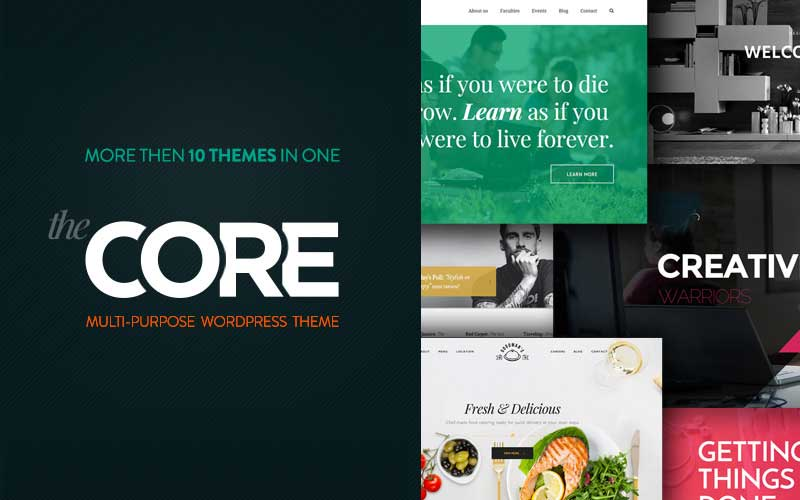 The-Core-A-Multi-Purpose-WordPress-Theme