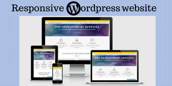 Responsive-WordPress-Site