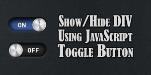 Show-Hide-DIV-Using-JavaScript-Toggle-Button