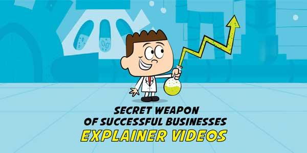Secret-Weapon-of-Successful-Businesses-Explainer-Videos