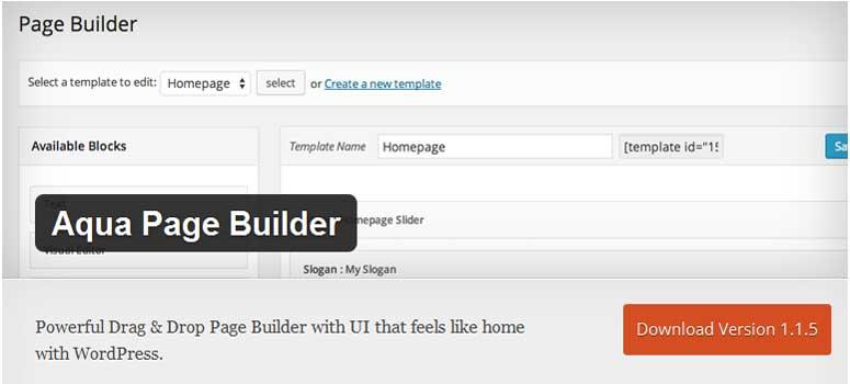 Aqua-Page-Builder