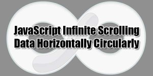 JavaScript-Infinite-Scrolling-Data-Horizontally-Circularly