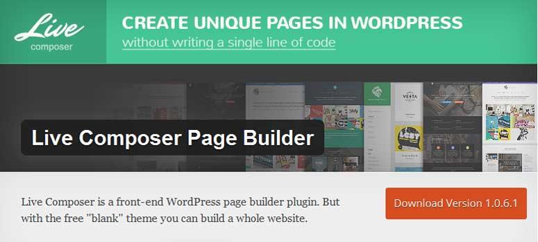 Live-Composer-Page-Builder