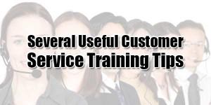 Several-Useful-Customer-Service-Training-Tips