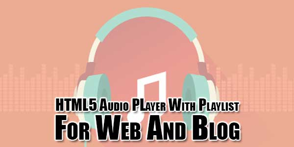 HTML5-Audio-PLayer-With-Playlist-For-Web-And-Blog