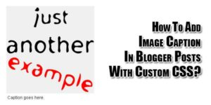 How-To-Add-Image-Caption-In-Blogger-Posts-With-Custom-CSS