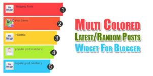 Multi-Colored-Latest-Post-Random-Posts-Widget-For-Blogger