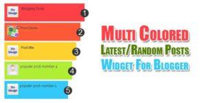 Multi-Colored-Latest-Post-Random-Posts-Widget-For-Blogger