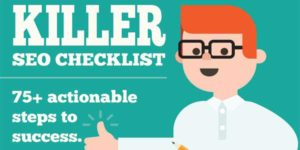 SEO-Checklist-75+Actionable-Steps-To-Success-Infographics