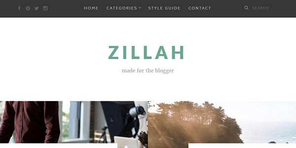 zillah-minimalism-for-blogs