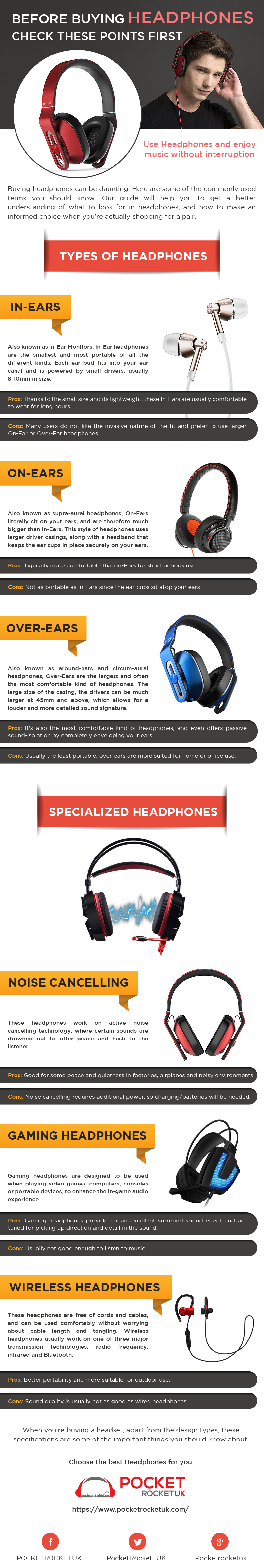 Before Buying Headphones Check These Points First